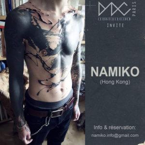 Namiko chez DADC