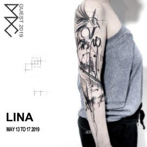 Lina chez DADC