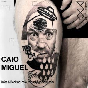 Caio Miguel chez DADC