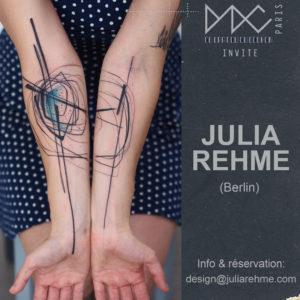 Julia Rehme chez DADC