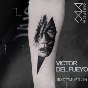 Victor Del Fuego chez DADC