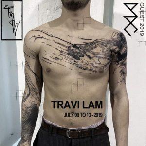 Travi Lam chez DADC